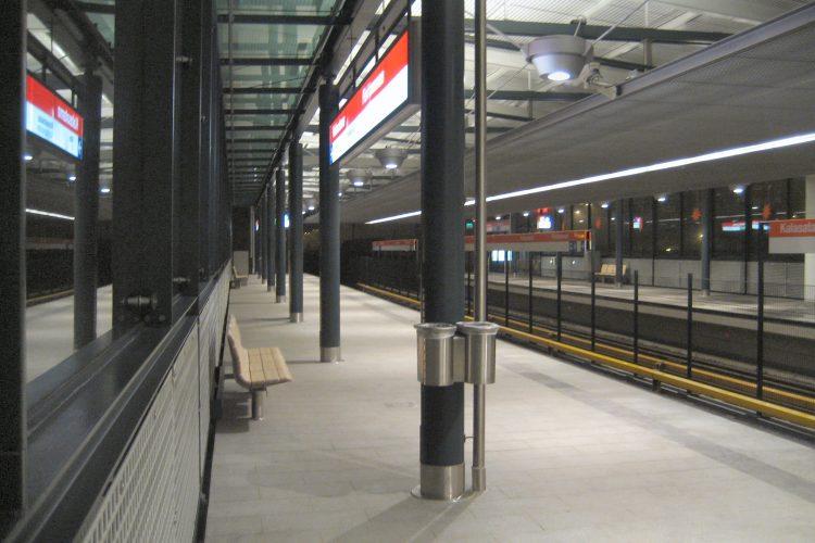 Kalasatama Metro Station
